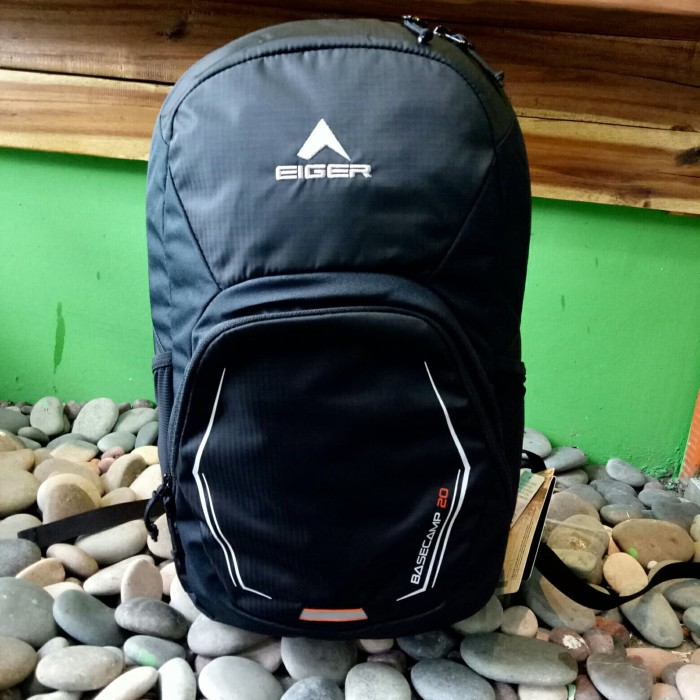 Tas Daypack Eiger BaseCamp 20 Basic Original Waterproof Not Consina