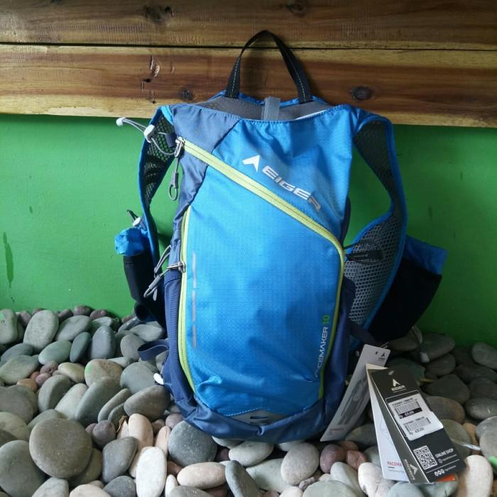 Jual Tas Hydropack Pacemaker Eiger Blu 9001 Not Consina Jws Kalibre Harga Rp 435000