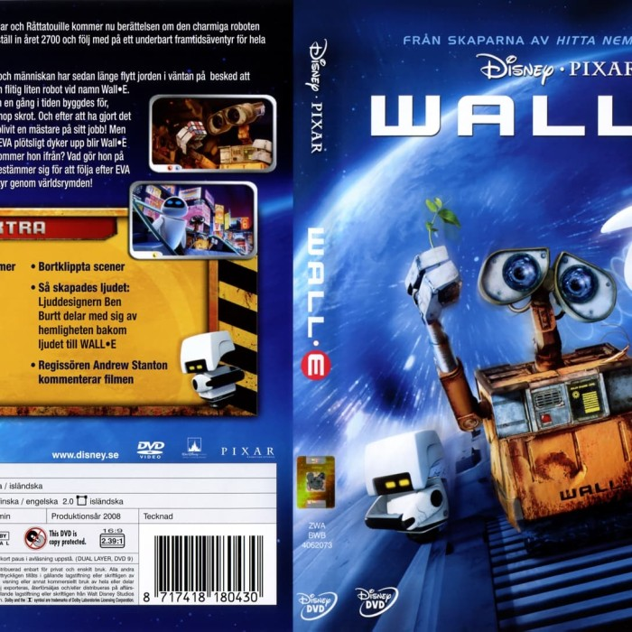 Jual Film Dvd Wall E 2008 Movie Collection Film Koleksi Jakarta Barat M Collector Tokopedia