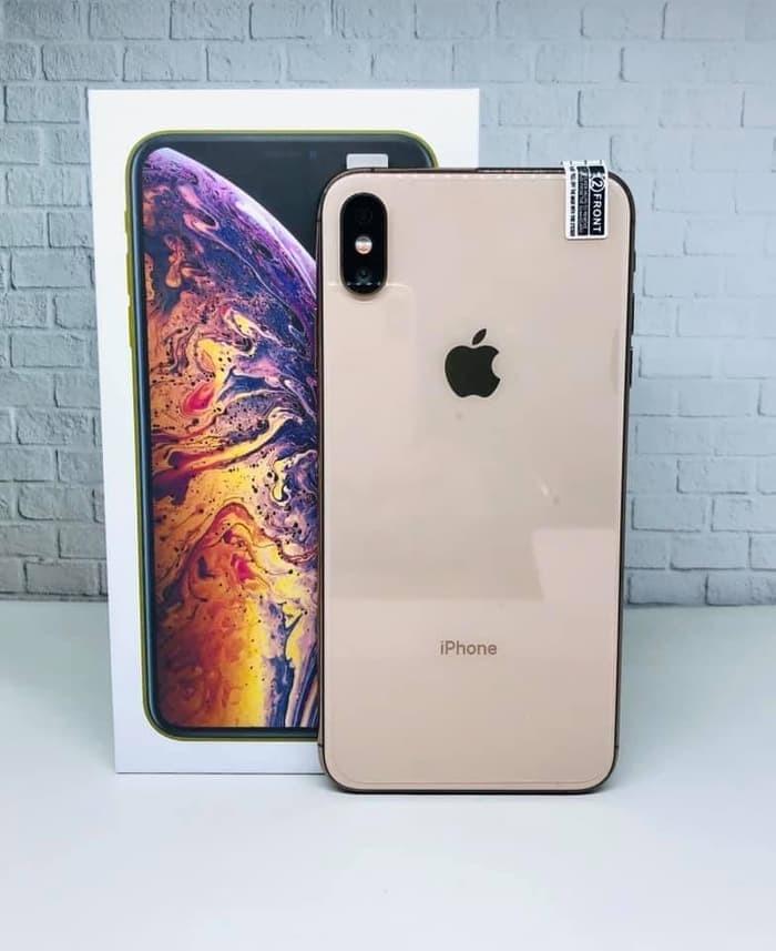 Jual Iphone Xs Max 4g 64bit Hp Batam Bm Harga Termurah Kondisi