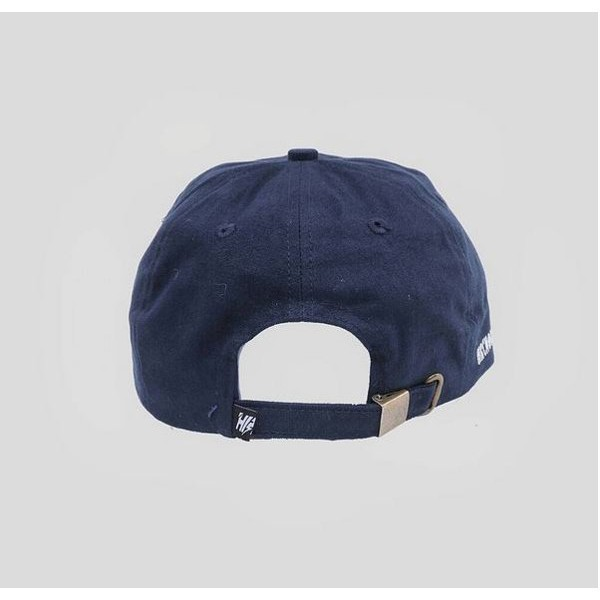 Harga Baseball Cap Polo Cap Dad Hat Topi Distro Murah Hrcn Navy ... c2035b5196