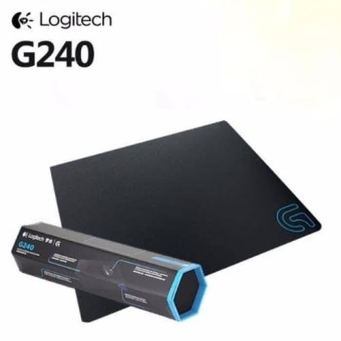 harga Logitech g240 cloth gaming mousepad Tokopedia.com
