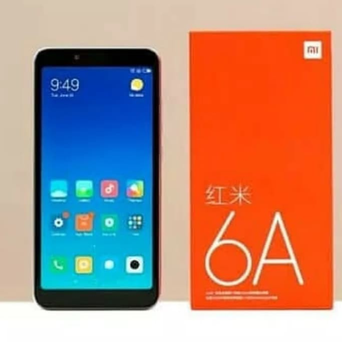 Jual Hp Xiaomi Redmi 6a New Ram 2 16 16gb Mi 6a 2 16 Gold Grey