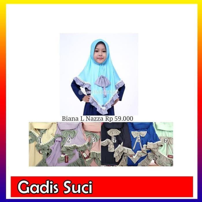 Jual Bergo Anak Elzatta Murah Biana L Nazza Jakarta Pusat Gadis Suci Tokopedia