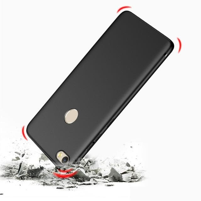 Slim Black Matte SAMSUNG J3 / J3 2016 case glare sofcase back case