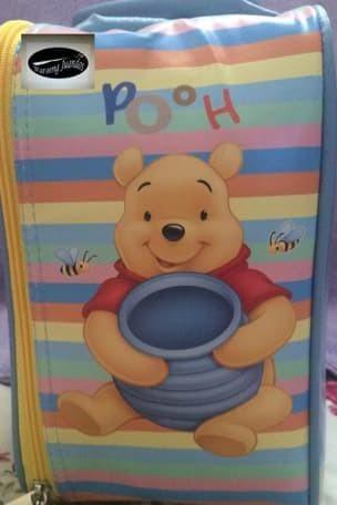 Best Seller Tas Koper Travelbag Karakter Winnie The Pooh