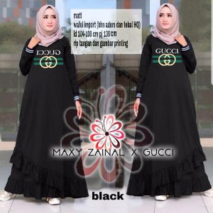 Jual Jual Baju gamis Busana muslim dress syari VC-Maxy Zainal ... b9c5009245