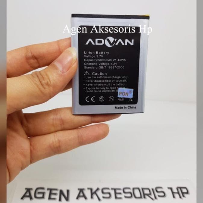 Baterai Advan S40 LTE Batre Advan S40 4G LTE Battery ORIGINAL 2 IC New