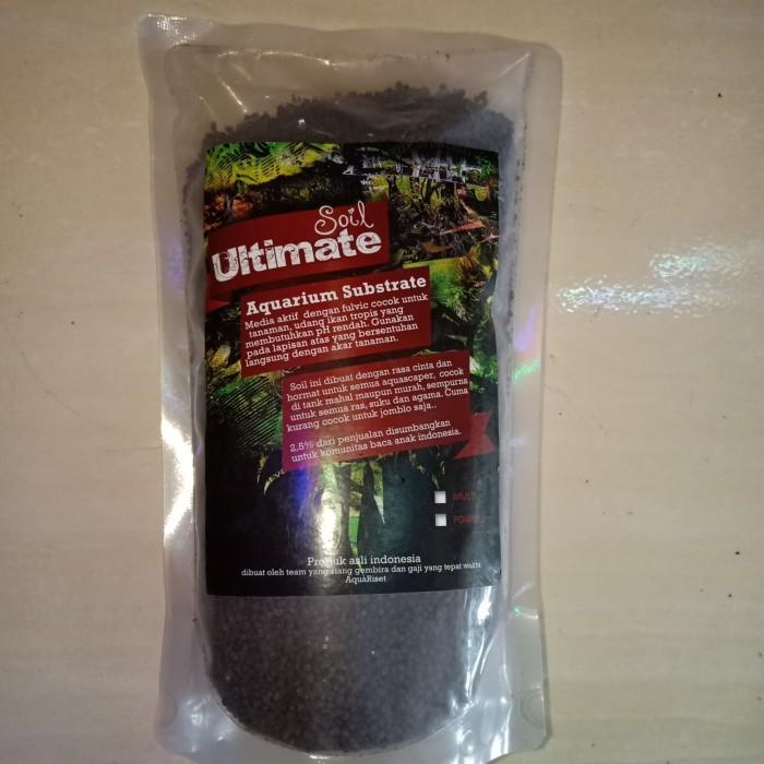 Jual Soil Ultimate Media Tanam Aquascape Kota Depok Aurora Pacific Tokopedia