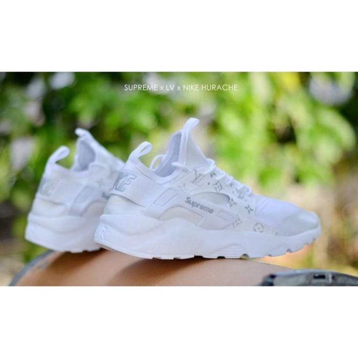 Nike air Huarache x Supreme Sepatu Sneakers Sport Wanita Murah 8 warna -  70cad45053