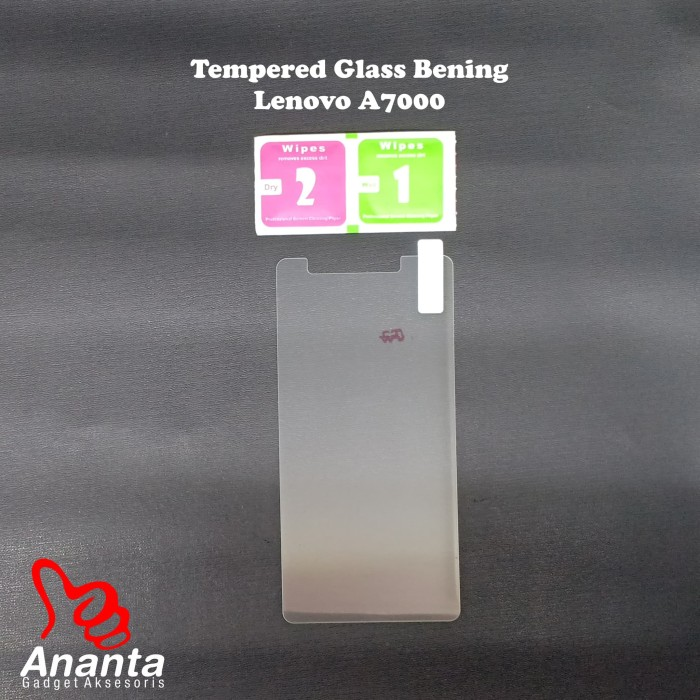 Foto Produk Tempered Glass Lenovo A7000 dari anantashop09