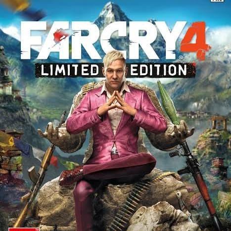 Jual Far Cry 4 Jtag Rgh Jakarta Pusat Sweptions Xbox Tokopedia