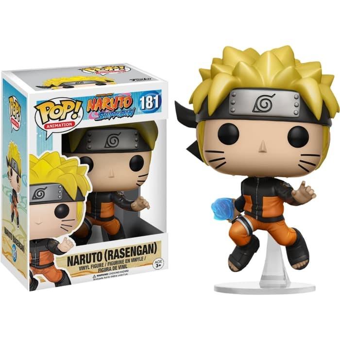 Foto Produk Funko POP Naruto Shippuden Anime Naruto Rasengan dari BATOSAIFIGURE