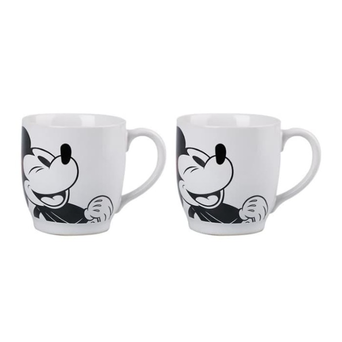 Kota Disney Micky Jual 500ml Jenggo Tangerang Selatan incTokopedia Mug Of White Red And Set 2 Black l1KJcF