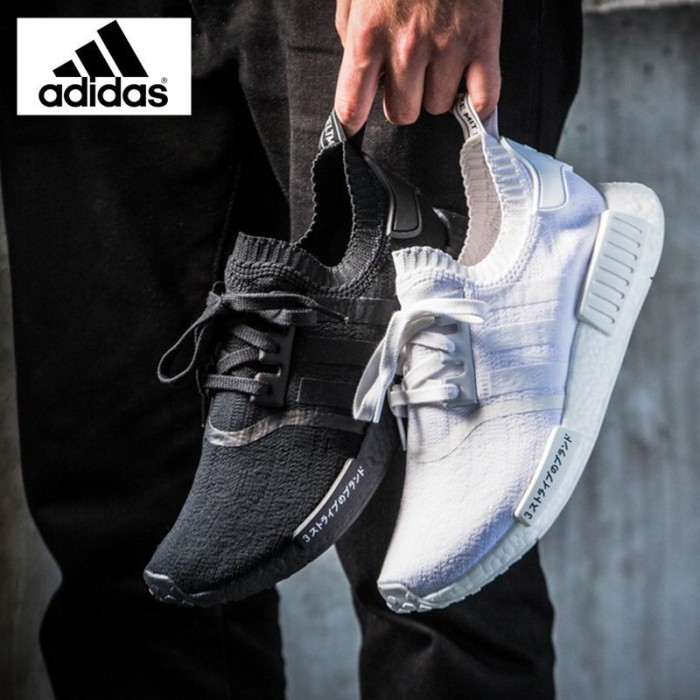 c726034ef3c3c Jual Ready 2018 Discount Kasut Adidas NMD Boost R1 PK Running shoes ...