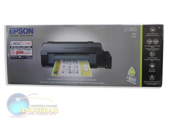 Jual Printer EPSON L1300 - Kab Ciamis - Anugerah Computer Ciamis   Tokopedia