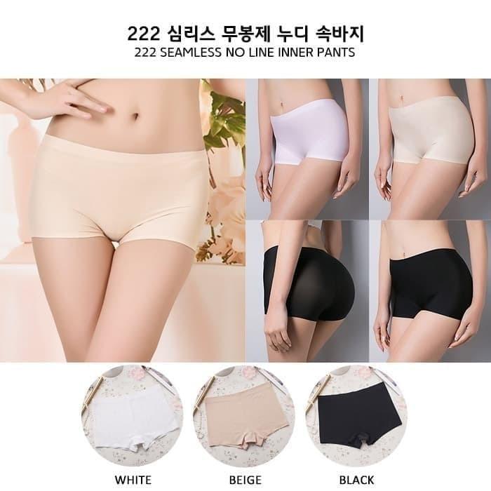 Jual Celana Dalam Cd Korset Wanita Panjang Legging Pendek Korea Jepang Jakarta Barat Boutique Preloved Tokopedia