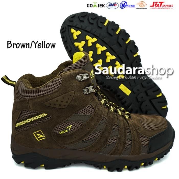 Jual Terbaik SNTA 476 Sepatu Gunung   Sepatu Hiking   Sepatu Outdoor ... ccb579b4c0