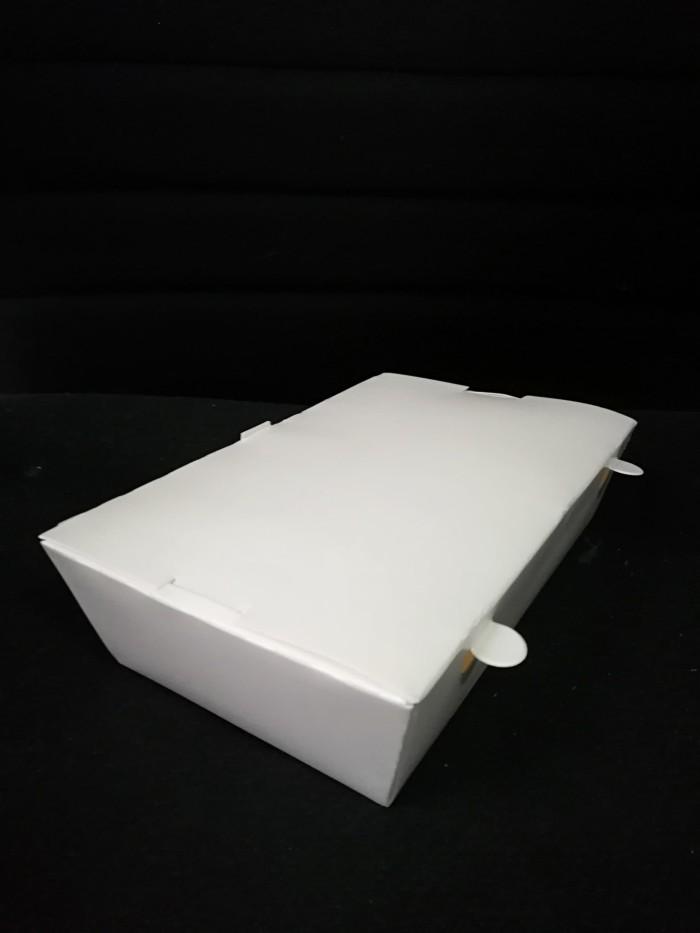 Jual Bento Box Large / Box Kertas Makan / Box Makan / Paper Box - Kota  Surabaya - Lancar Maju Abadi | Tokopedia