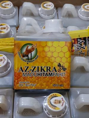 Foto Produk Az-Zikra Madu Hitam Pahit dari omahbiasawae