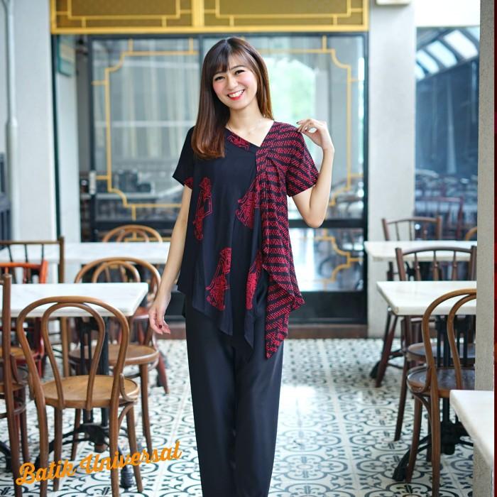 Update Harga Atasan Batik Blouse Wanita  Baju Batik Kerja