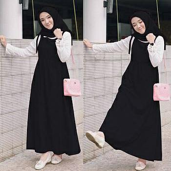 Baju Gamis Untuk Anak Remaja Perempuan Hijab Converse