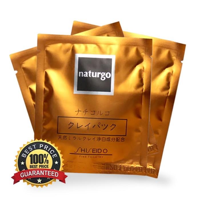 Masker Lumpur Naturgo No Box 30 Pcs