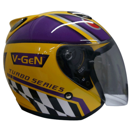 harga Helm motor half face vgen 2015 (kondisi baru) Tokopedia.com