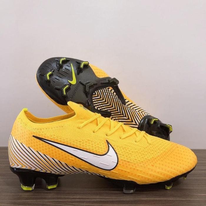 Jual Sepatu Bola Nike Mercurial Vapor XII Elite Neymar Amarillo FG -  Kuning 9333c8f00d