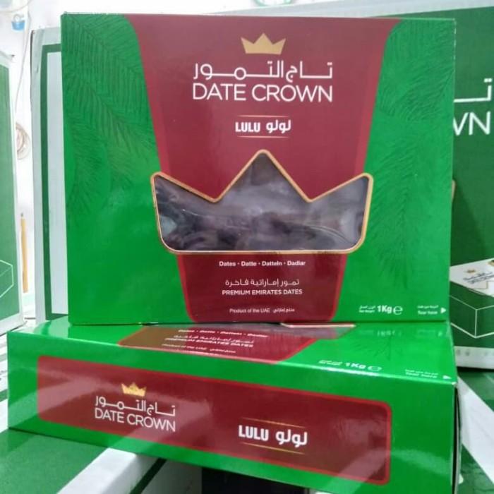 harga Kurma date crown lulu Tokopedia.com
