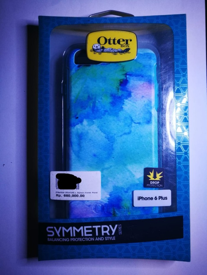 sneakers for cheap 40929 5bd30 Jual OTTERBOX SYMMETRY FLORAL POND IPHONE 6 PLUS - apel1 | Tokopedia