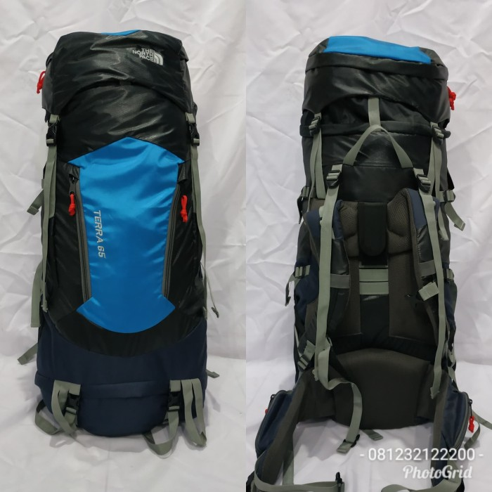 harga Tas carrier the north face 65l summit series Tokopedia.com