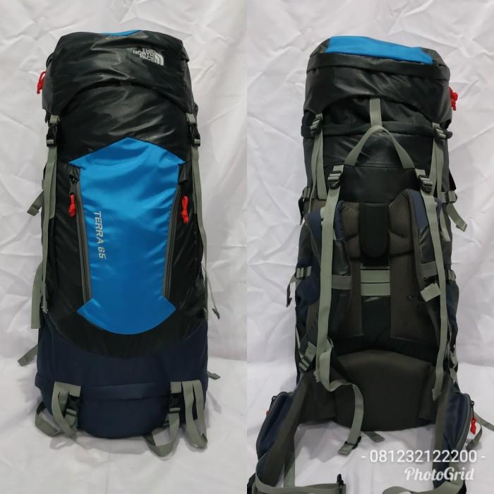 harga Tas carrier the north face 65l summit series Tokopedia.com
