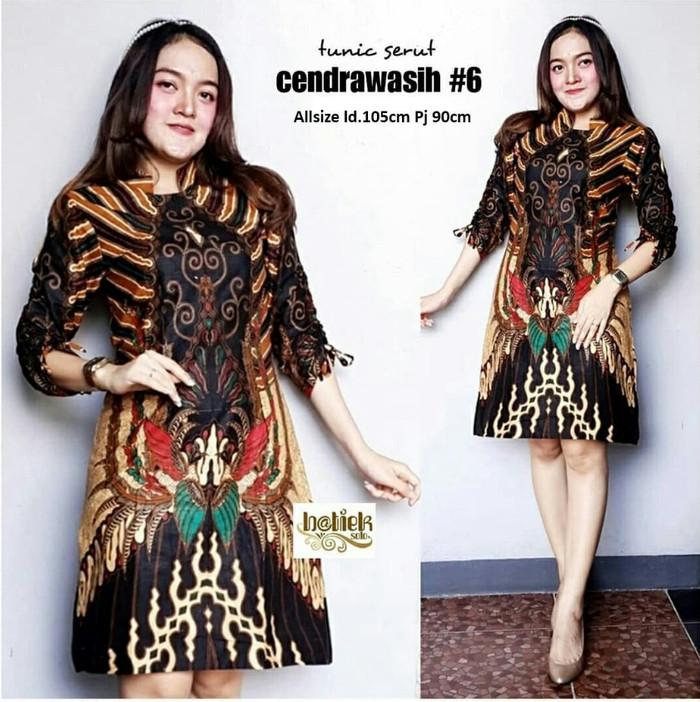 Jual Baju Batik Tunik Batik Wanita Motif Cendrawasih Terbaru Promo Kota Pekalongan Batik Batas Kota Tokopedia