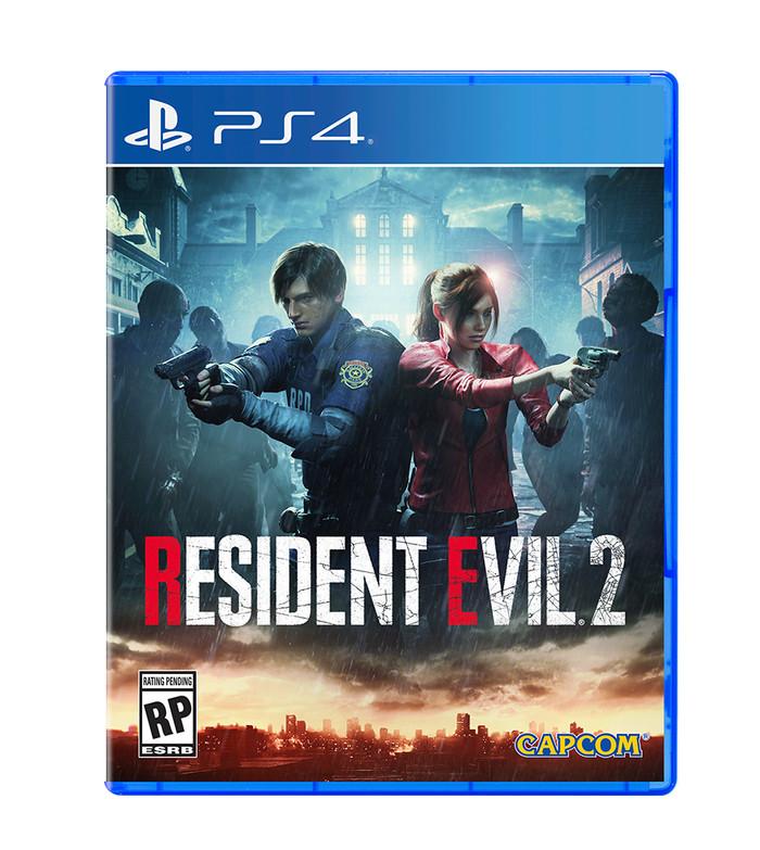 harga Resident evil 2 remake region 3 - ps4 playstation 4 Tokopedia.com