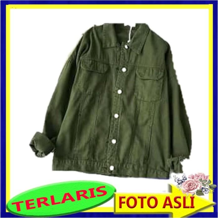sG longsleve Jaket wanita,jaket bomber,jacket,sweater jeans ,jaket bom - Hijau