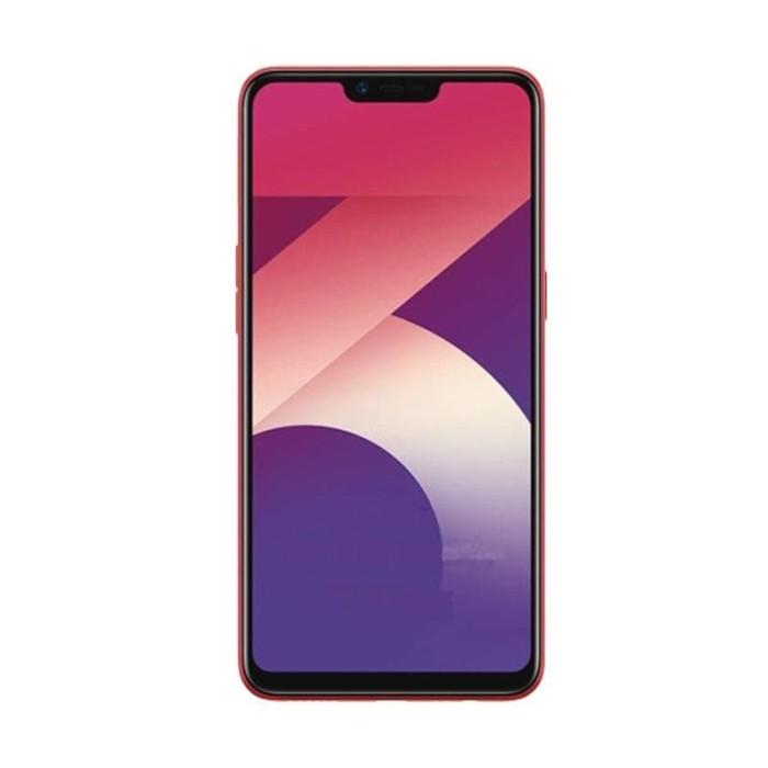 Oppo A3S Smartphone - 2/16GB - Garansi Resmi - Red