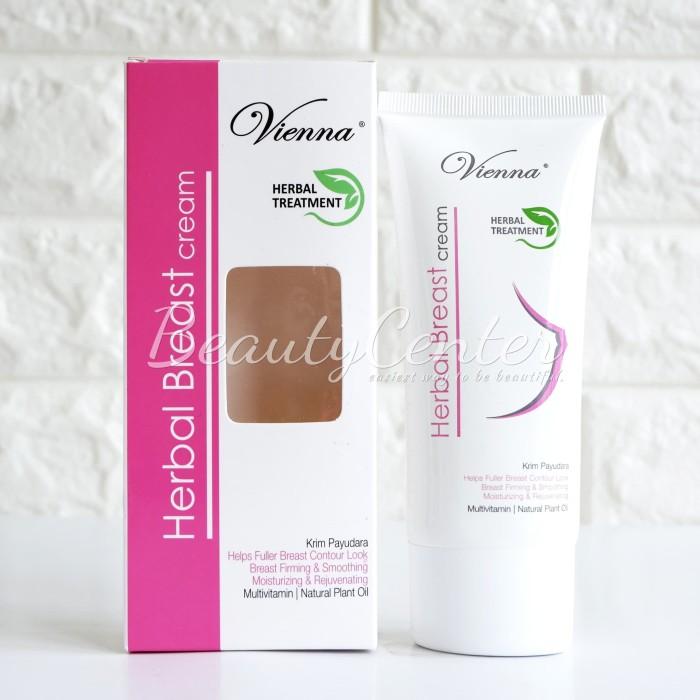 Foto Produk [BPOM] Vienna Breast Cream / Cream Pembesar & Pengencang Payudara dari Beauty-Center