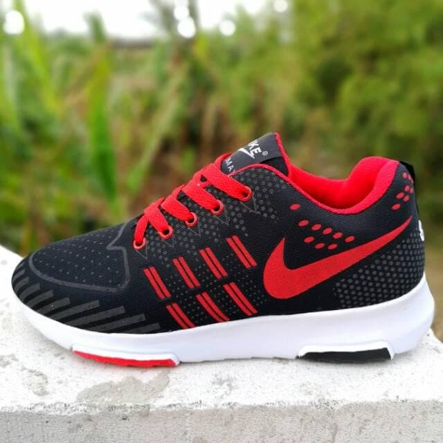 Harga Terbaru Nike Airmax Badminton Sepatu Lari Pria Kuliah Sekolah ... 71375ac398
