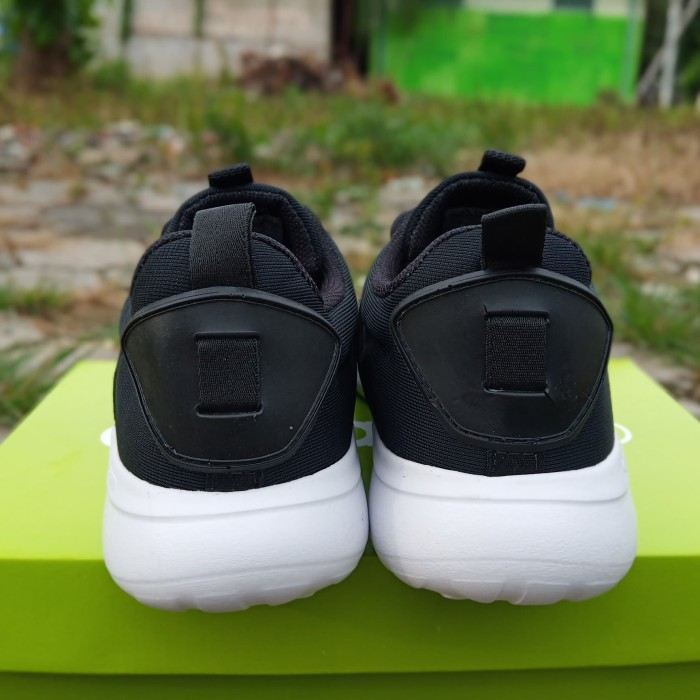 Jual Sepatu Adidas Neo Cloudfoam Hitam Running Premium Original Casual Pria Kab. Bekasi tony acesoris   Tokopedia