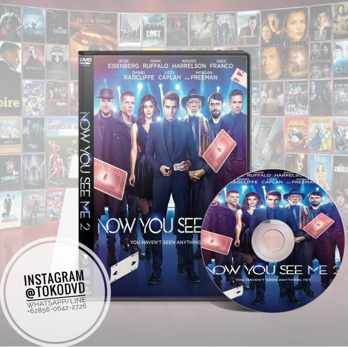 Jual Dvd Film Now You See Me 2 Kab Sidoarjo Toko Dvd Toko Dvd Tokopedia