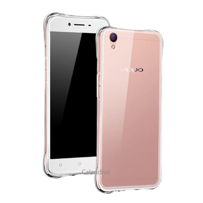 ... Clear anti shock Case Cover Source · SOFTCASE ANTI CRACK AND ANTI SHOCK FOR OPPO A37
