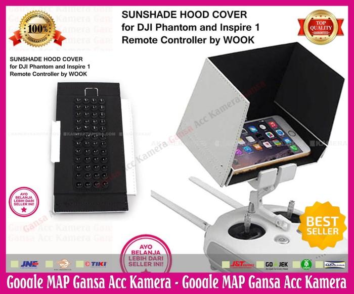 harga Dji monitor hood phantom 3 / 4 / inspire for smart phone Tokopedia.com