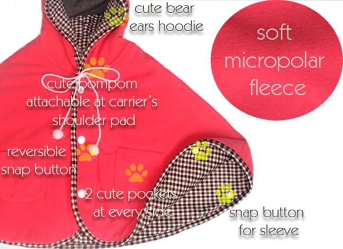Cuddle Me Baby Cape Jaket Multifungsi Untuk Bayi Amp Anak