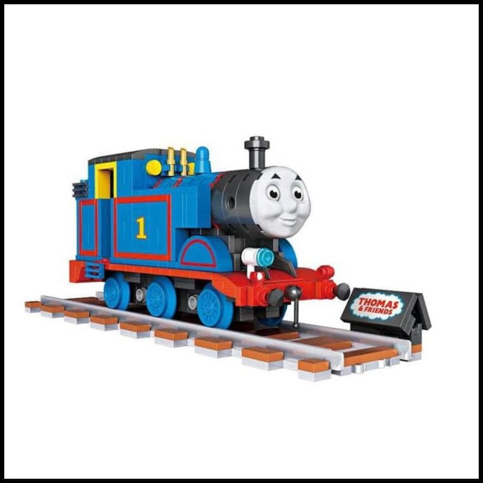 Gambar Kereta Api Thomas Hitam Putih Jual Jual Lego Mini Block Loz Kendaraan Kereta Api Thomas And Friends 1804 Mampang Prapatan Olshop Fatih Wijaya Tokopedia
