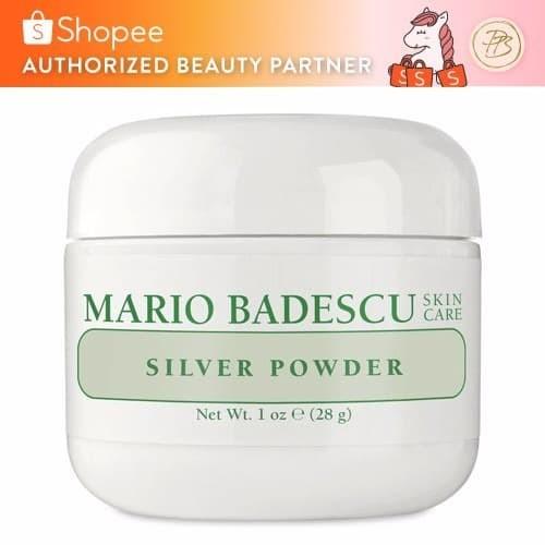 Mario Badescu Silver Powder 28gr BEDAK MASKER OBAT JERAWAT