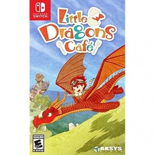 harga Switch little dragons cafe ( usa/english) Tokopedia.com