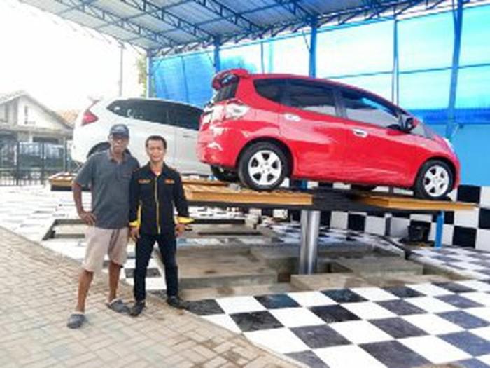 Jual Hidrolik Cuci Steam Mobil Thunder H Jakarta Timur Bouble S 230 Tokopedia