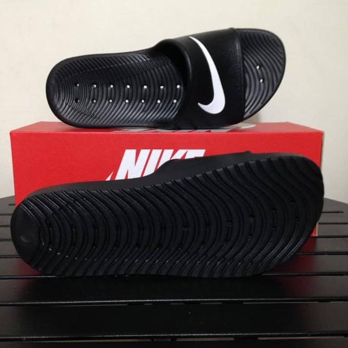 d8be82c431d1 Jual Sandal Nike Kawa Shower Black 832528-001 Original BNIB -  andriwidianto25