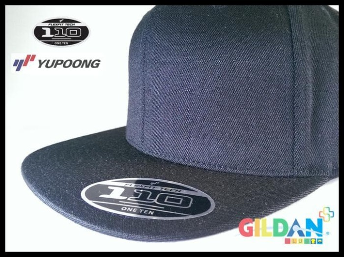 24bacce20e2 Jual HOT SALE 110F One Ten Snapback Flexfit Yupoong Premium Topi Hip ...